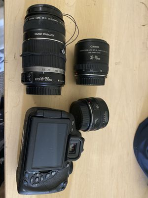 Canon T5i bundle for Sale in Los Angeles, CA