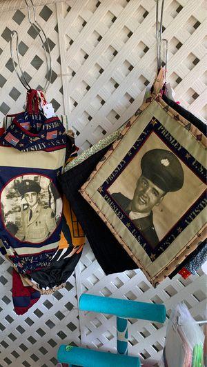 Elvis Presley pot holder & plastic bag holder for Sale in Cartersville, GA