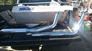 Harley Davidson softail exhaust system for Sale in West Valley City, UT