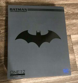 Mezco Batman Ascending Knight One:12 Collective Gray Suit Action Figure for Sale in Las Vegas, NV