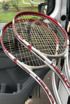 Head ti medalist tennis racket x2 for Sale in Fresno, CA