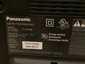Panasonic 32 inch flat screen TV for Sale in Bothell, WA