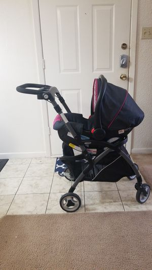 Brand new car seat and snap and go storller for Sale in Temple, TX