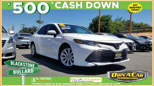 2019 Toyota Camry for Sale in Fresno , CA