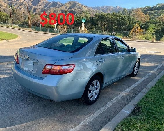 Perfect2oo7 Toyota Camry clean title