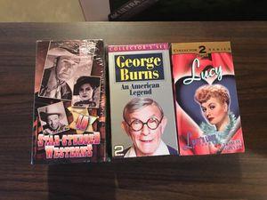 VHS tape sets for Sale in Waynesboro, VA