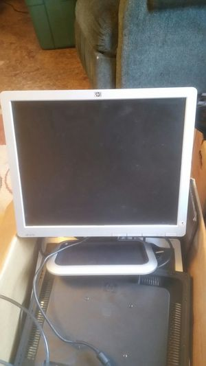 "17"" HP Computer Monitors($20 each/$250 for all) for Sale in Chesnee, SC"
