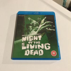 Night Of The Living Dead (1968) Blu-ray for Sale in Pico Rivera, CA
