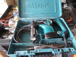 Rotary Harmmer drill Makita for Sale in Delray Beach, FL