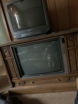 Wooden TV for Sale in Virginia Beach, VA