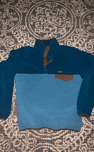 Blue Patagonia Synchilla sz Medium for Sale in Hudson, MA