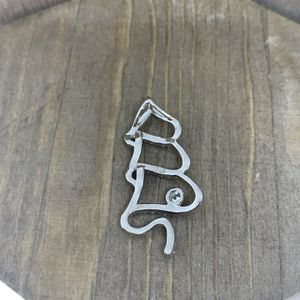 Plata/ Christmas tree/ 925 Sterling Silver Pendant for Sale in Whittier, CA