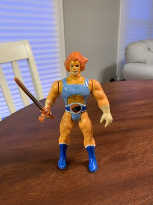 1985 Lion-o thunder cats action figure for Sale in Willow Springs, IL