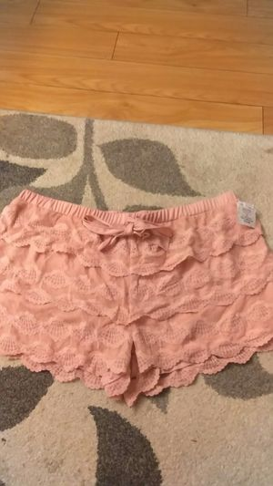 Pink plus size shorts for Sale in San Jose, CA