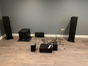 Klipsch Home Theater System for Sale in Glendale Heights, IL