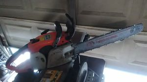 Stihl 032AV chainsaw 20 inch bar for Sale in Fresno, CA