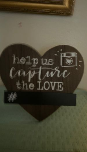 Wedding sign for Hashtag for Sale in Chino, CA