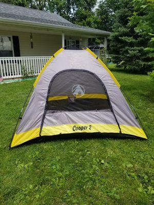Cooper 2 man tent for Sale in Morgantown, IN
