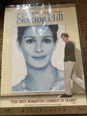 New Notting hill DVD for Sale in La Puente, CA
