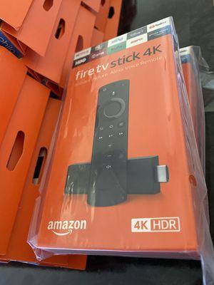 Fire sticks 4k for Sale in Dinuba, CA
