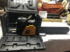 Poulan Pro Chainsaw for Sale in Streamwood, IL