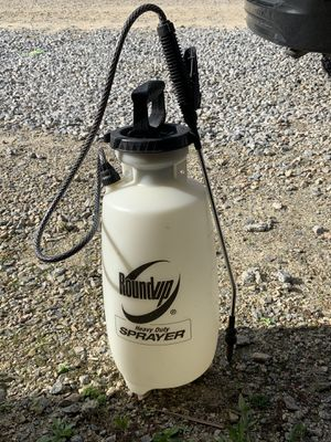Roundup sprayer for Sale in Clayton, NC