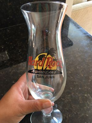 Hard Rock Collectable Glass for Sale in Clarksburg, MD