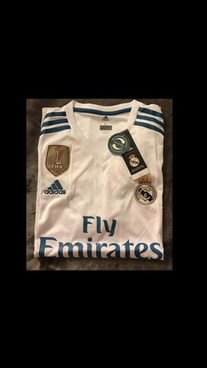 On Sale Adidas Real Madrid Home Men's Jersey for Sale in Washington, MD