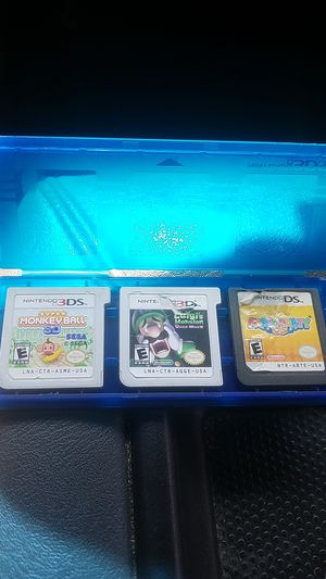 Nintendo 3DS Super Monkey Ball Mario Party for Sale in Tigard, OR