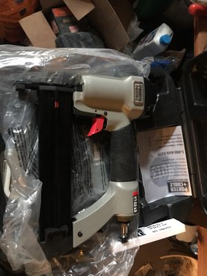 "Porter Cable 18guage 1 1/4"" nail gun for Sale in Pittsburgh, PA"