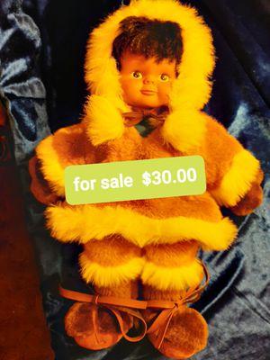 Alaskan doll for Sale in Denver, CO