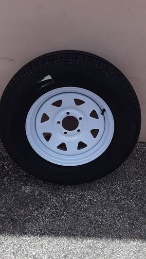 New Trailer Tire / 205/75/15 for Sale in Miami, FL