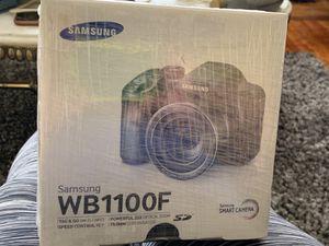 Samsung WB1100F Digital/Smart Camera for Sale in Cranston, RI