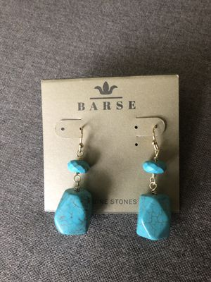 Turquoise Earrings for Sale in Pearland, TX