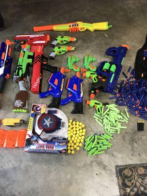 AMAZING NERF GUNS for Sale in Mount Juliet, TN
