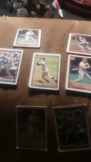 Baseball cards topps 40 for Sale in Cross, SC
