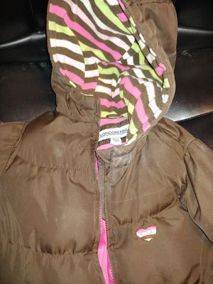 London fog coat/ girls for Sale in Queens, NY