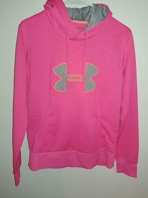 UA pink ladies hoodie SZ Med for Sale in Walkersville, MD