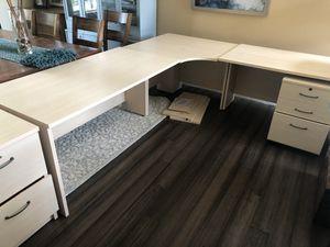 DANIA 6 Piece Office/Desk Set for Sale in Renton, WA