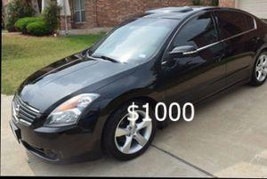 price $1000 08 Nissan Altima SE for Sale in Washington, DC