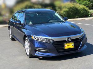 2018 Honda Accord Sedan for Sale in Burien, WA