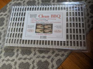 Clean BBQ Grill Liners for Sale in Harrisonburg, VA