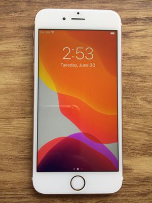 iPhone 6s 16GB T-mobile Unlocked for Sale in Temecula, CA