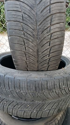 used set of BFGoodrich Tires for rear for Sale in San Angelo, TX