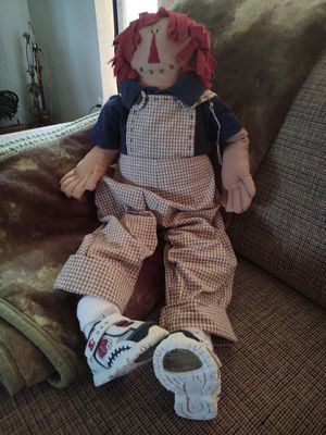 Raggedy Andy doll for Sale in NO FORT MYERS, FL