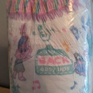 Hello Kitty Pull Ups 4-5t. New. Unopened. 52 Pieces for Sale in Upland, CA