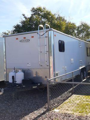 Toy hauler enclosed trailer 8.5 x 24 for Sale in Mesa, AZ