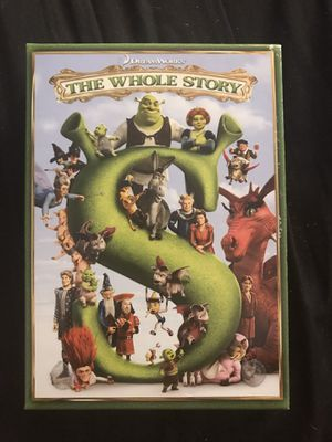 Shrek dvd collection for Sale in Stafford Township, NJ