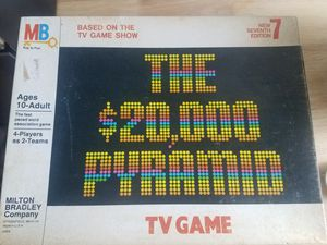 $20,000 Pyramid board game for Sale in Cleveland, OH