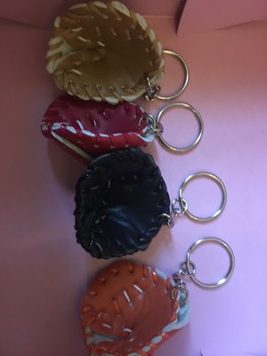 Baseball Glove Keyrings for Sale in Mount Airy, NC